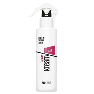 Ekstremalny Spray dodający objętości włosom Cece Kreativ Start Extreme Volume 250ml