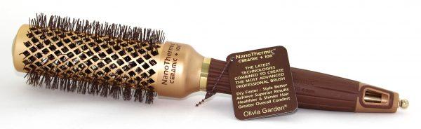 Szczotka Olivia Garden NanoThermic CERAMIC +ion 34 mm