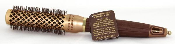 Szczotka Olivia Garden NanoThermic CERAMICA + ion 24 mm