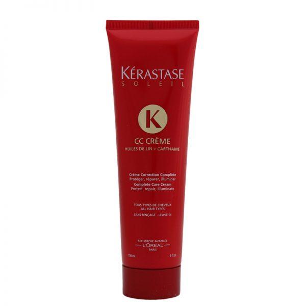 Krem regenerujący włosy Kerastase Soleil CC Creme 150ml