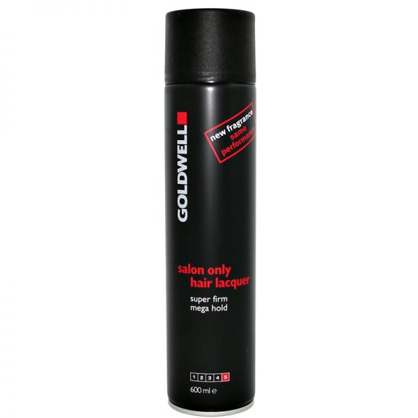 Lakier do włosów Goldwell Salon Only Hair Laquer Mega Hold 600ml