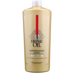 Szampon do włosów grubych Loreal Mythic Oil thick hair 1000ml