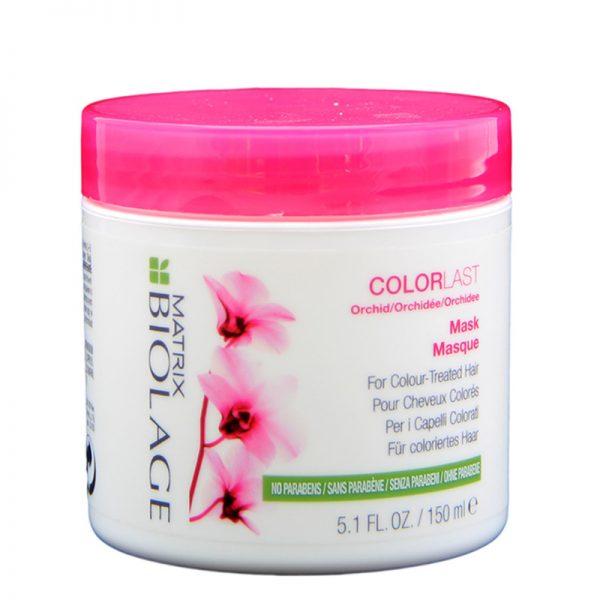 Maska do włosów farbowanych Matrix Biolage ColorLast 150ml