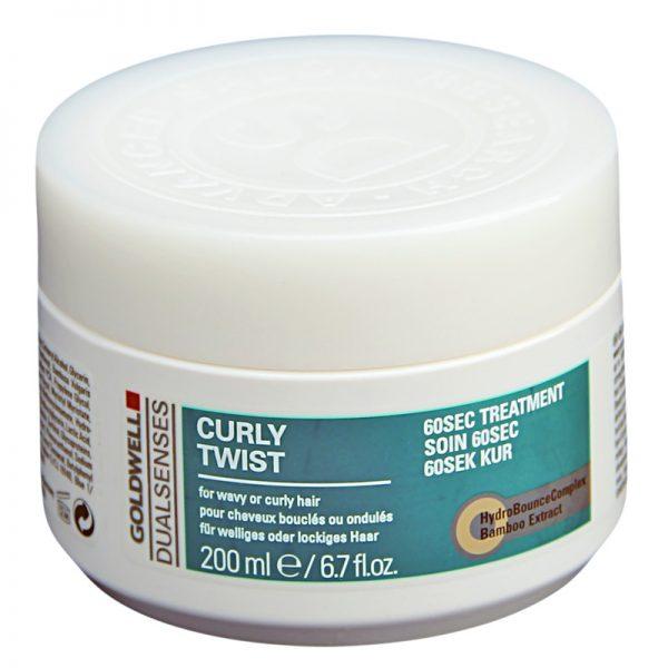 Maska do włosów kręconych Goldwell Dualsenses Curly Twist 60Sec Treatment 200ml