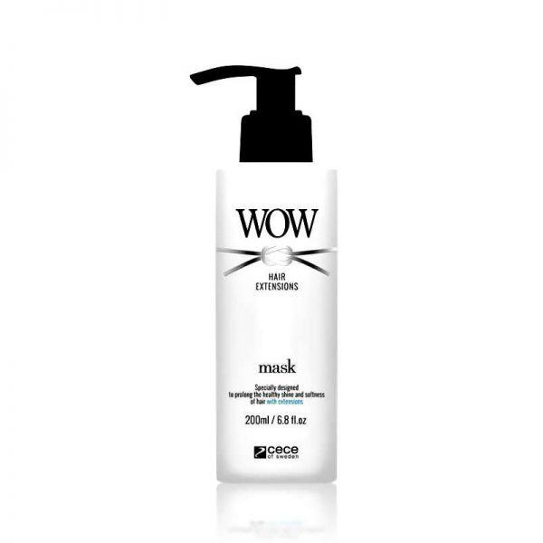 Maska do włosów przedłużanych Cece WOW Hair Extensions 200ml