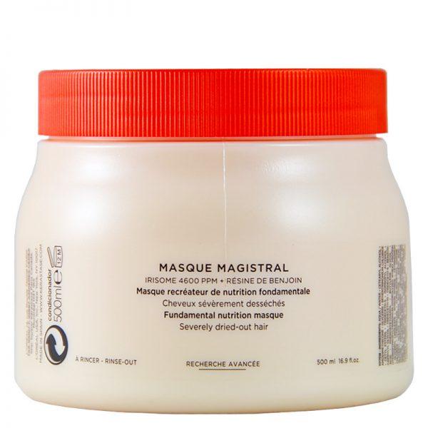 Maska nawilżająca do suchych włosów Kerastase Nutritive Masque Magistral 500ml