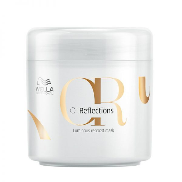 Maska wzmacniająca połysk włosów Wella Professionals Oil Reflections 150ml