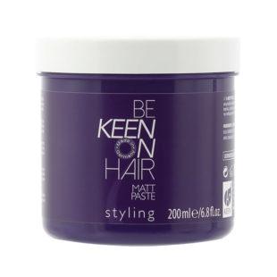 pasta do włosów stylizacja matująca keen