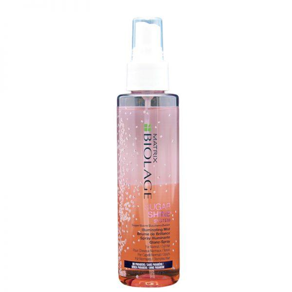 Mgiełka nabłyszczająca włosy Matrix Biolage Sugar Shine Illuminating Mist 125ml