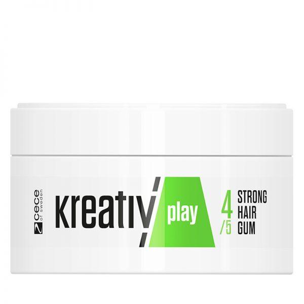 Mocna guma do włosów Cece Kreativ 4/5 Play Strong Hair Gum 80g