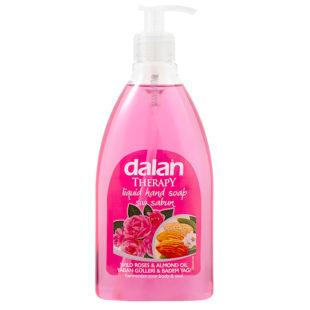 mydło różane migdałowe