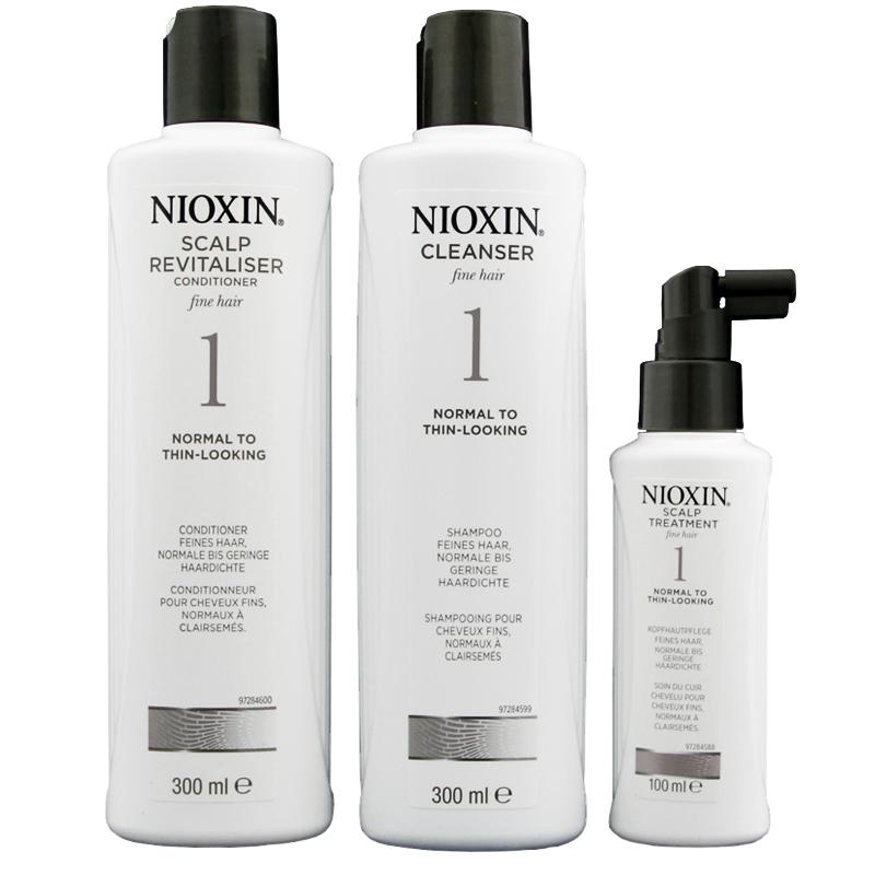 szampon przeciw wypadaniu włosów nioxin