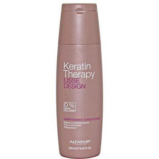 Odżywka do pielęgnacji włosów Alfaparf Keratin Therapy Lisse Design 250ml
