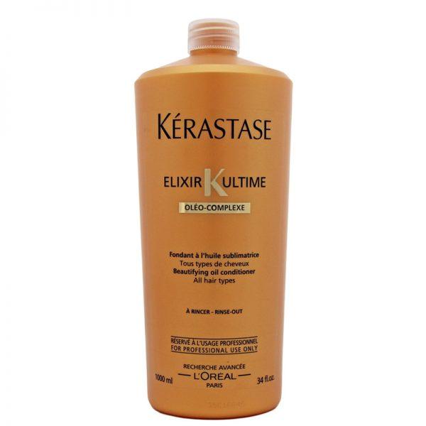 Odżywka na bazie szlachetnych olejków Kerastase Elixir Ultime Oleo-Complexe 1000ml
