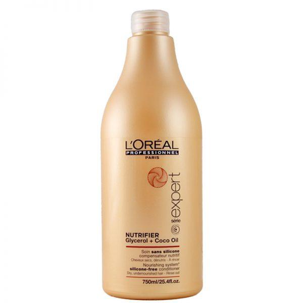 Odżywka nawilżająca do włosów Loreal Nutrifier 750ml