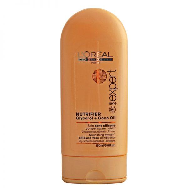 Odżywka nawilżająca do włosów suchych i przesuszonych Loreal Nutrifier 150ml