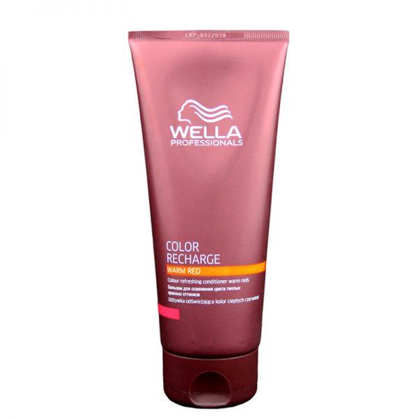 Odżywka odświeżająca kolor ciepłych czerwieni Wella Professionals Color Recharge Warm Red 200ml
