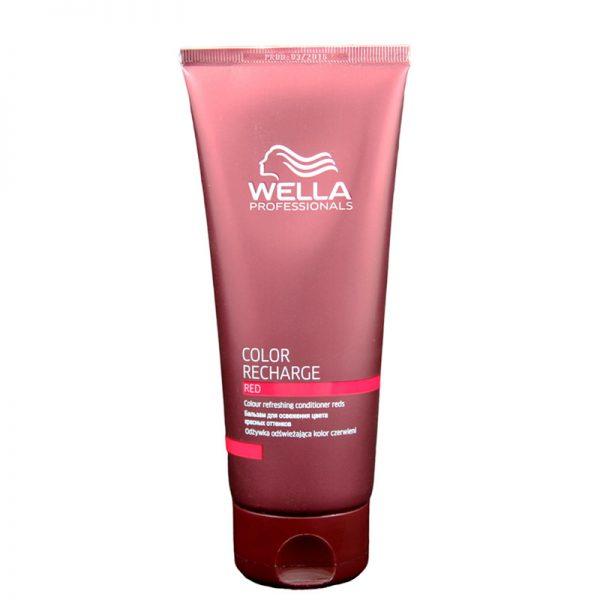 Odżywka odświeżająca kolor czerwieni Wella Professionals Color Recharge Red 200ml