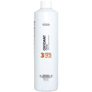 Oksydant w kremie 12% Loreal Oxydant Creme Stabilised 12% 1000ml