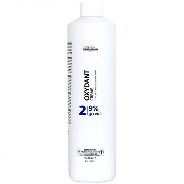 Oksydant w kremie 9% Loreal Oxydant Creme Stabilised 9% 1000ml