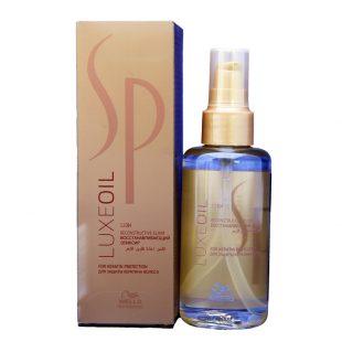 Olejek odbudowujący włosy Wella Sp Elixir Luxe Oil 100ml