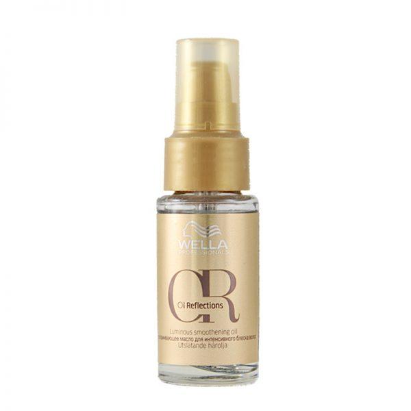 Olejek rozświetlający wygładza włosy Wella Professionals Oil Reflections Smoothening 30ml