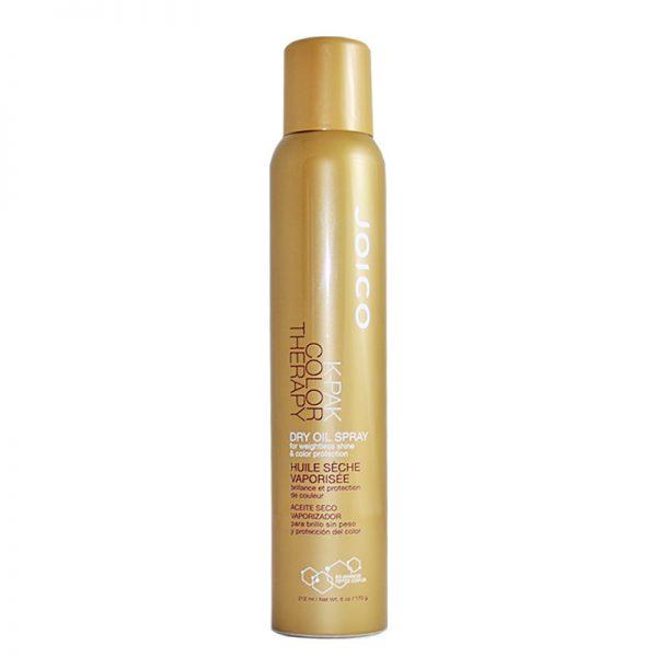 Olejek w sprayu Joico K-PAK Color Therapy Dry Oil Spray 212ml