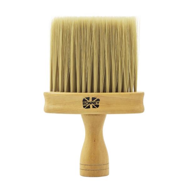 karkówka fryzjerska drewniana rączka