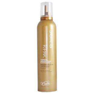 Pianka do stylizacji i ochrony zniszczonych włosów Joico K-PAK Thermal Design Foam 300ml