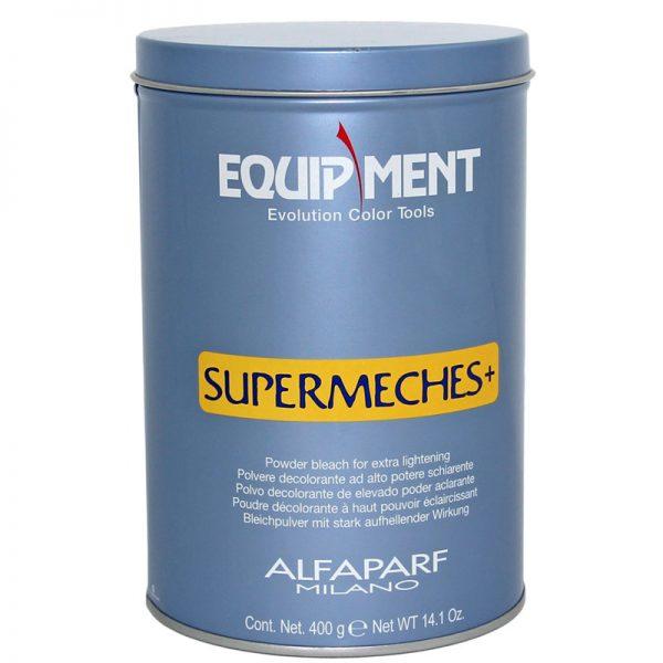Puder rozjaśniający bez amoniaku Alfaparf Equipment Evolution Color Tools Supermeches+ 400g
