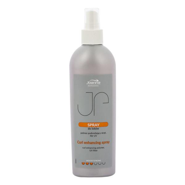 modelowanie włosów skręconych, kręconych joanna spray