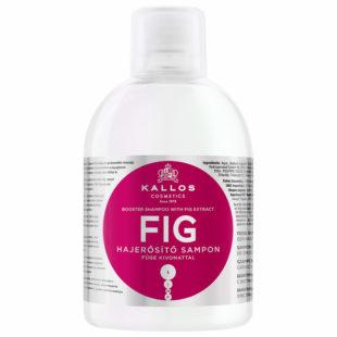 szampon do włosów cienkich kallos fig