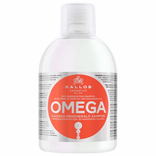 szampon z olejkiem makadamia kallos