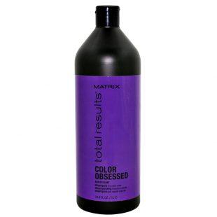 Szampon do włosów farbowanych Matrix Total Results Color Obsessed 1000ml