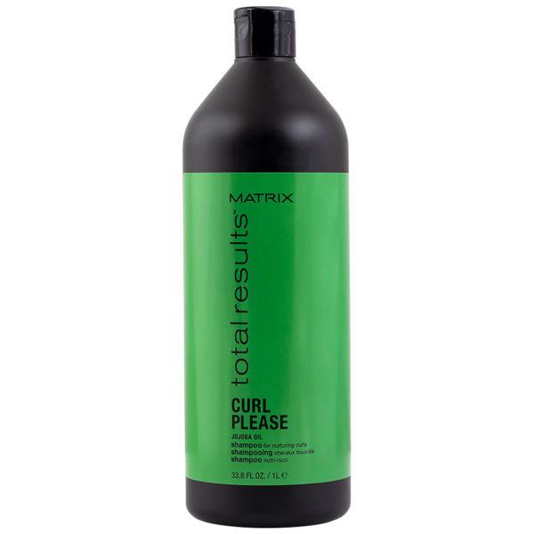 matrix szampon curl pleas kręcone włosy