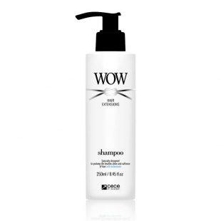 Szampon do włosów przedłużanych Cece WOW Hair Extensions 250ml