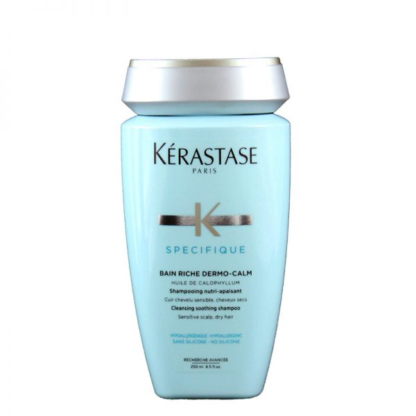 Szampon do wrażliwej skóry głowy Kerastase Specifique Bain Riche Dermo-Calm 250ml