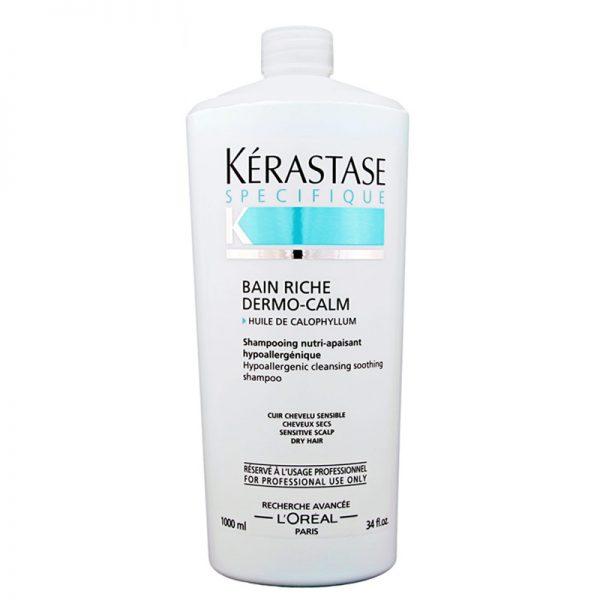Szampon hipoalergiczny Kerastase Specifique Bain Riche Dermo Calm 1000ml