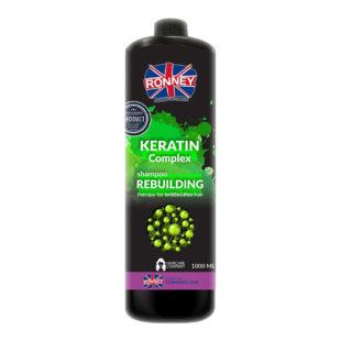 szampon z keratyną ronney
