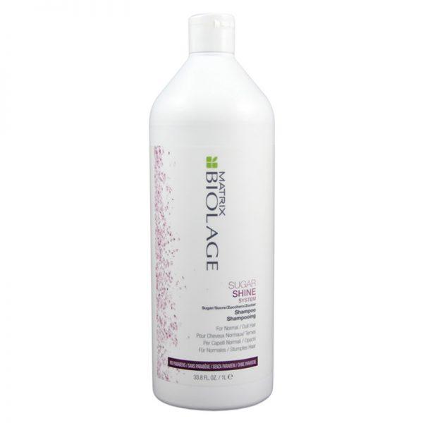 Szampon nabłyszczający do włosów Matrix Biolage Sugar Shine 1000ml