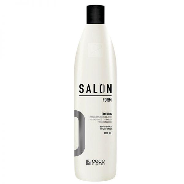 Utrwalacz do trwałej ondulacji włosów Cece Salon Form Fixering 1000ml