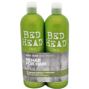 Zestaw pielęgnujący Szampon + Odżywka Tigi Bed Head Re-Energize 2x750ml
