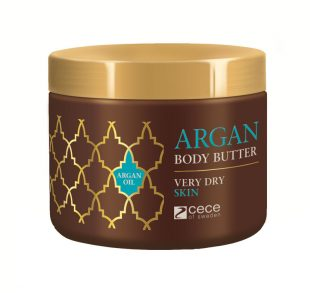 Masła arganowe do ciała Cece Argan Body Butter 250ml