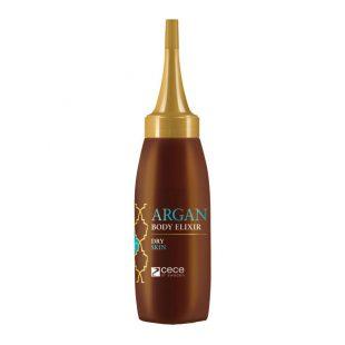 Olejek arganowy do suchej skóry Cece Argan Body Elixir 75ml